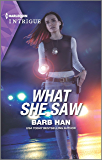What She Saw (Rushing Creek Crime Spree Book 6)