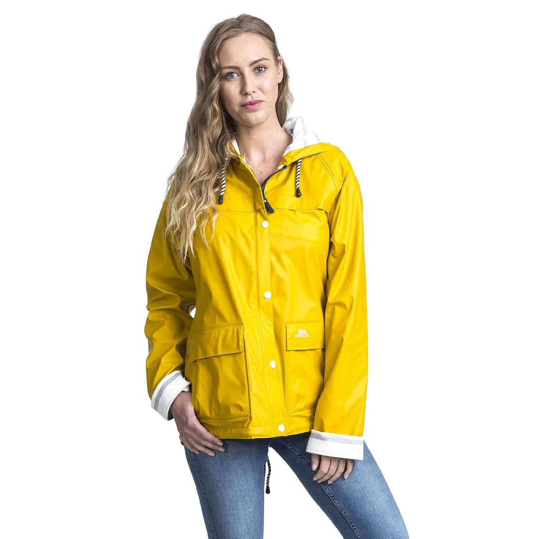 Trespass Muddle Womens Stylish Waterproof Rain Jacket