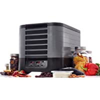 Excalibur Electric Food Dehydrator with Adjustable Thermostat