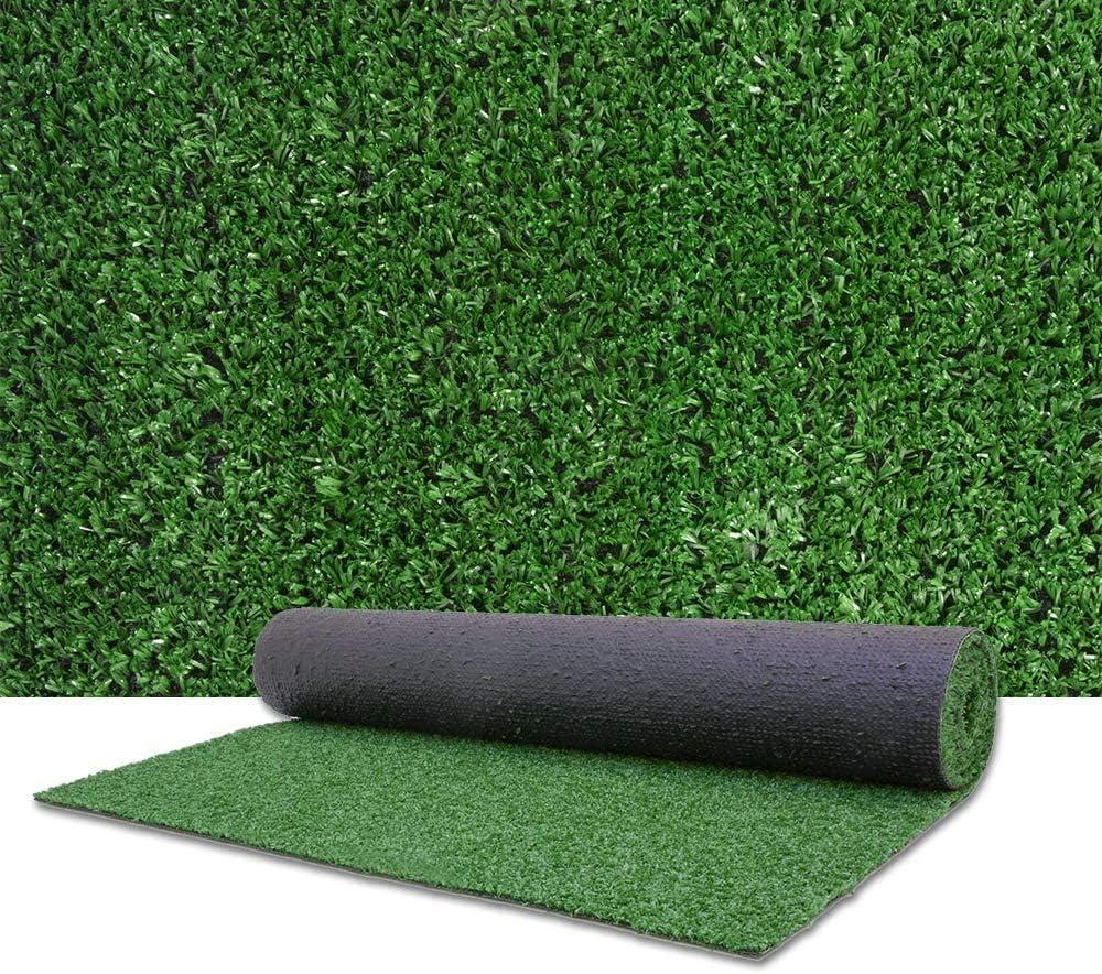 Artificial Grass Turf Lawn-4 Feet x 11 Feet, 0.4