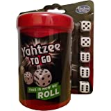Hasbro Yahtzee to Go Travel Game 2014 Gaming