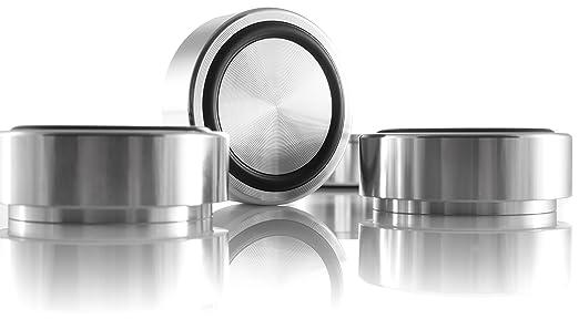 2 opinioni per Hifi Lab Piedi in Aluminio massiccio 44x17 Piedi Hifi Aluminio Piedi Dispositivo