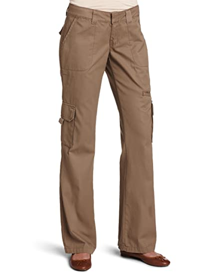 7aa7ca43560a3 Dickies Womens Relaxed Cargo Pants