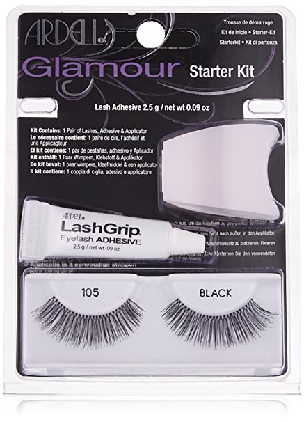 0e88528f135 Buy Ardell Fashion Lash Starter Kits - #105, 1 Count (Pack of 4 ...