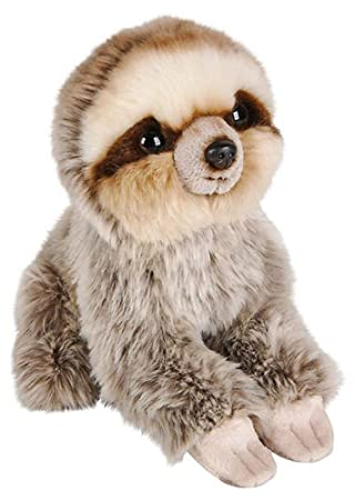 Amazon Com Wildlife Tree 7 Sloth Sloth Stuffed Animal Plush Floppy