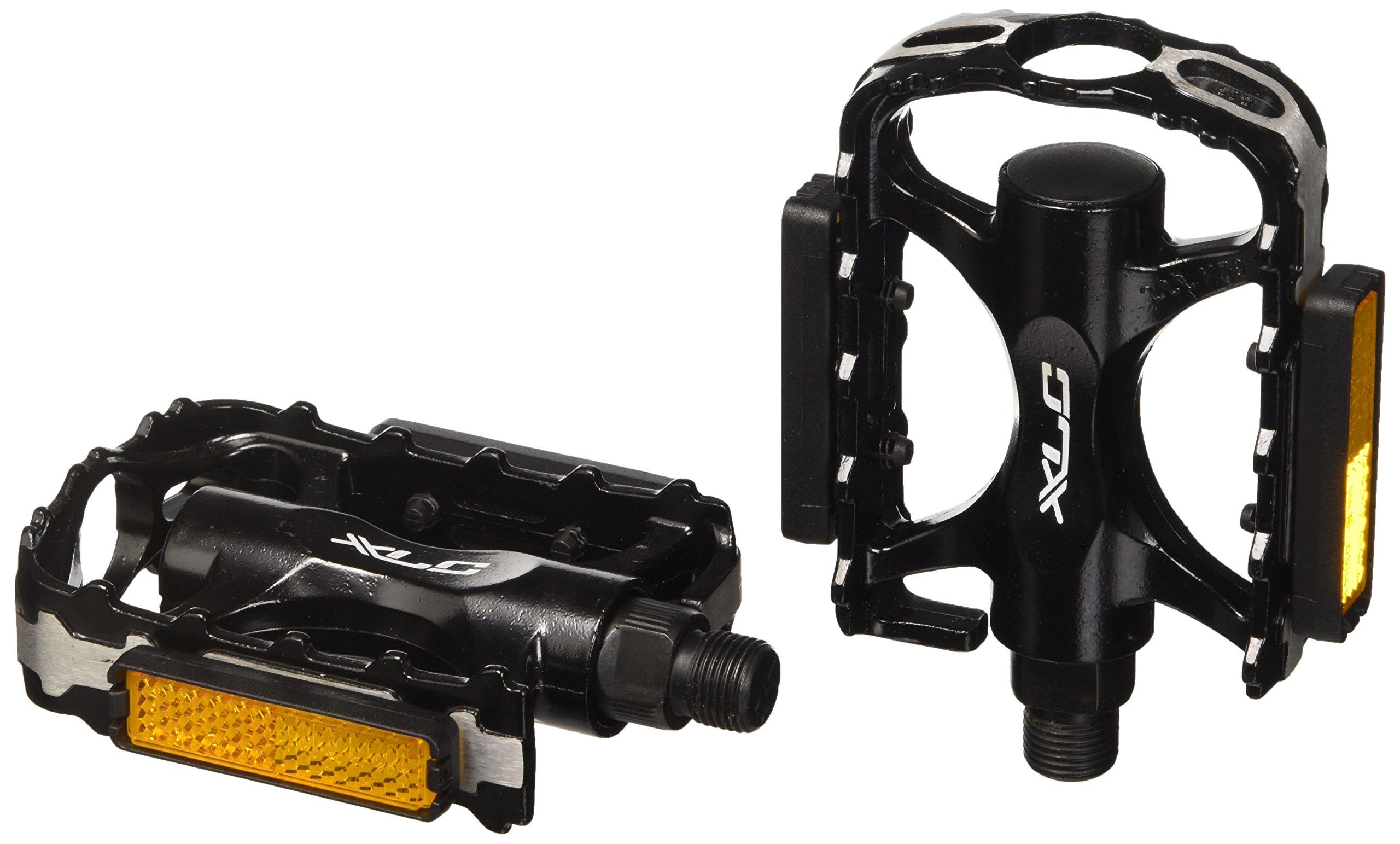 XLC Alum MTB Pedals, 9/16''