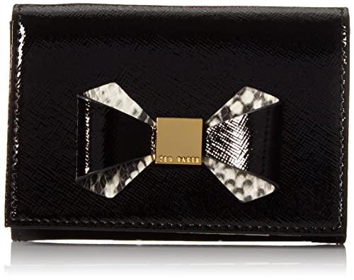 Ted Baker Hellie - Mini cartera, negro (Negro), Talla única: Amazon.es: Zapatos y complementos