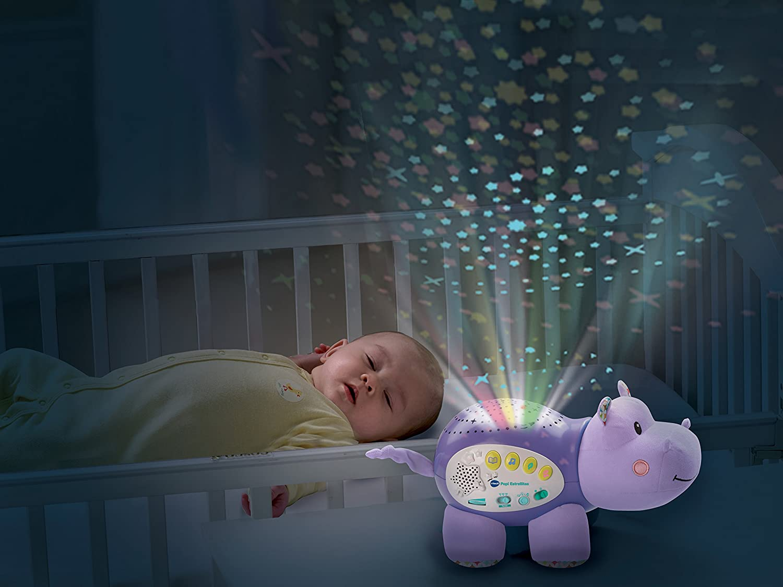 VTech Baby - Popi estrellitas, Proyector de bebe con música ...