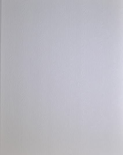 White Wood Grain Texture Specialty Cardstock Paper 8 5 X 11 Inch 25 Sheets