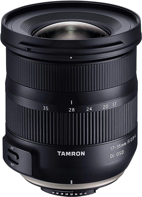 Tamron A037 Lens 17 35mm F 2 8 4 Di Osd Black Camera Photo