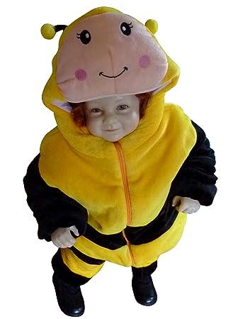 F98 abeja del bebé traje traje trajes de abeja para bebés carnaval ...