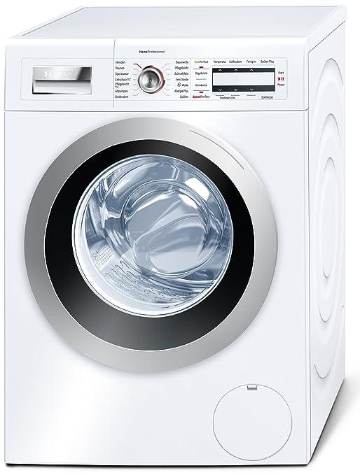 Bosch WAY32541 - Lavadora (Independiente, Color blanco, Frente, 8 ...
