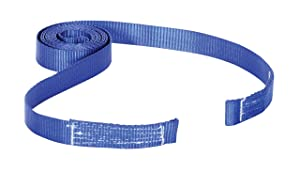Vestil STRAP-8 Nylon Loop Pull Strap for Hardwood Dolly, 4' Length