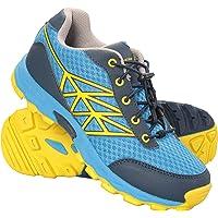 Mountain Warehouse Zapatillas de Running Hercules para niños