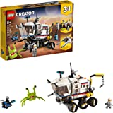 LEGO Creator 3in1 Space Rover Explorer 31107 Building Toy for Kids Who Love Imaginative Play, Space and Exploration…