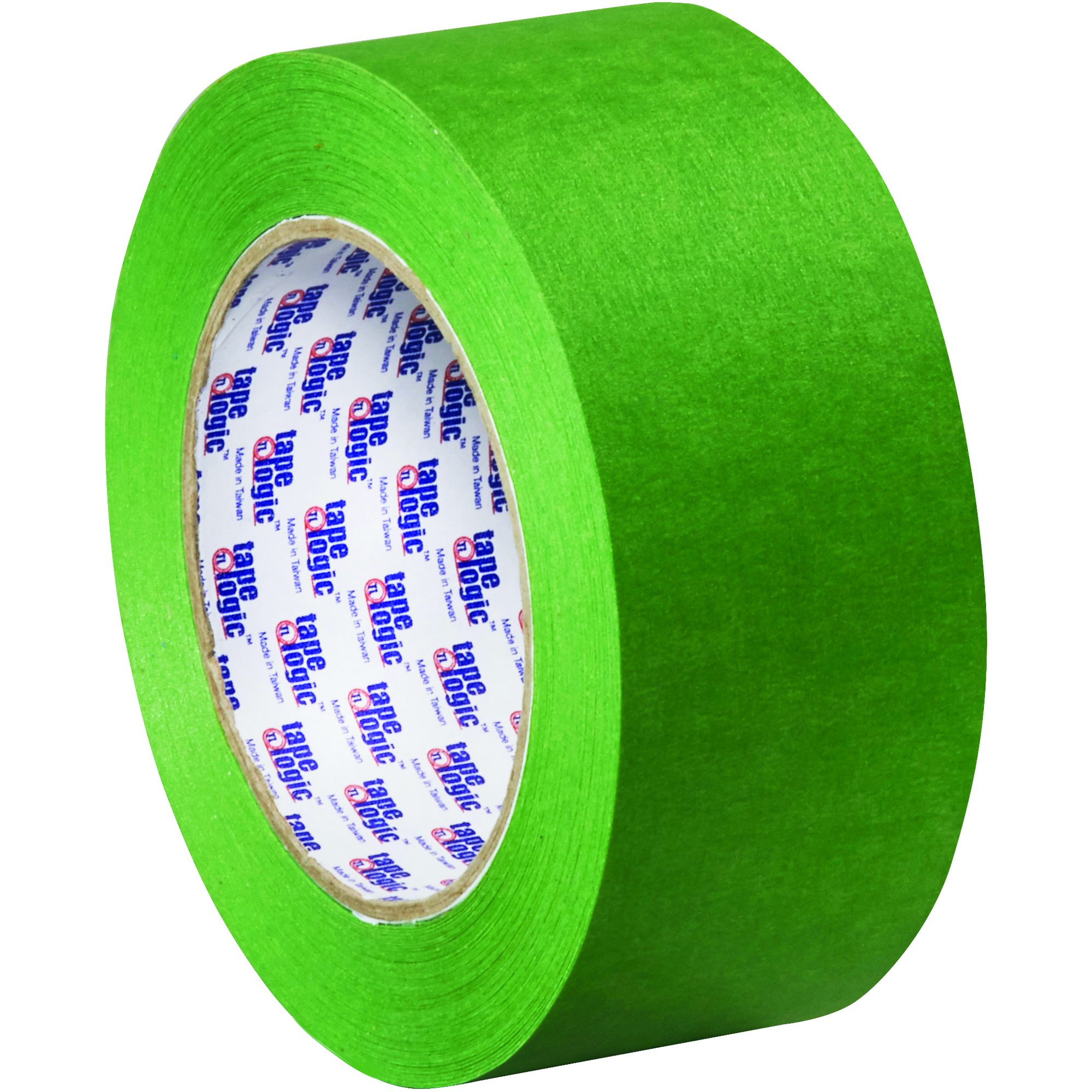 BOX USA BT937320012PK Tape Logic 3200 Painter's Tape, 2'' x 60 yd., Green (Pack of 12) by BOX USA