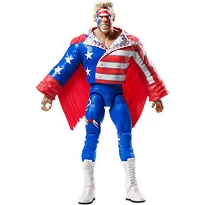 WWE Defining Moments Sting Elite Figure: Toys & Games