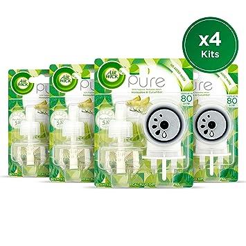 gadget y 1 recambio 20 ml Airwick Air Wick difusor de vapor aceites esenciales relajante lavanda