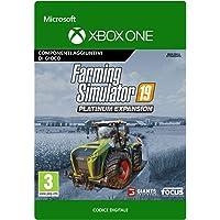 Farming Simulator 19: Platinum Expansion DLC | Xbox One - Codice download