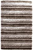 Ashley Furniture Signature Design - Wilkes Large 8'x10' Rug - Contemporary - Gray/White