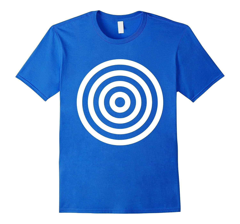 9c940c07ea Funny Bullseye Target Circles Halloween Costume T-Shirt-CL – Colamaga