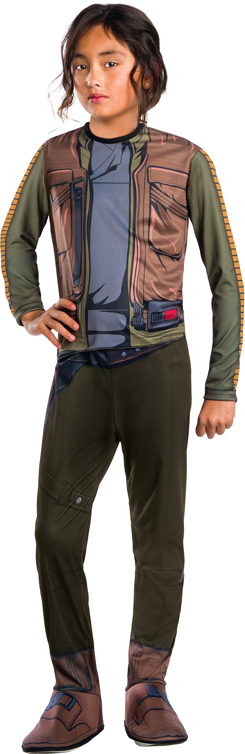 Rogue One: A Star Wars Story Child's Jyn Erso Costume, Medium
