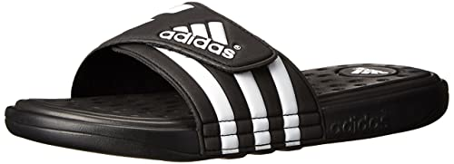 a944958a2 Adidas Performance Men s Adissage SC Sandal Black  ADIDAS  Amazon.ca ...