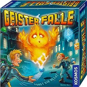Kosmos Spiele 697778 - Trampa Fantasma: Baars, Gunter: Amazon.es: Juguetes y juegos