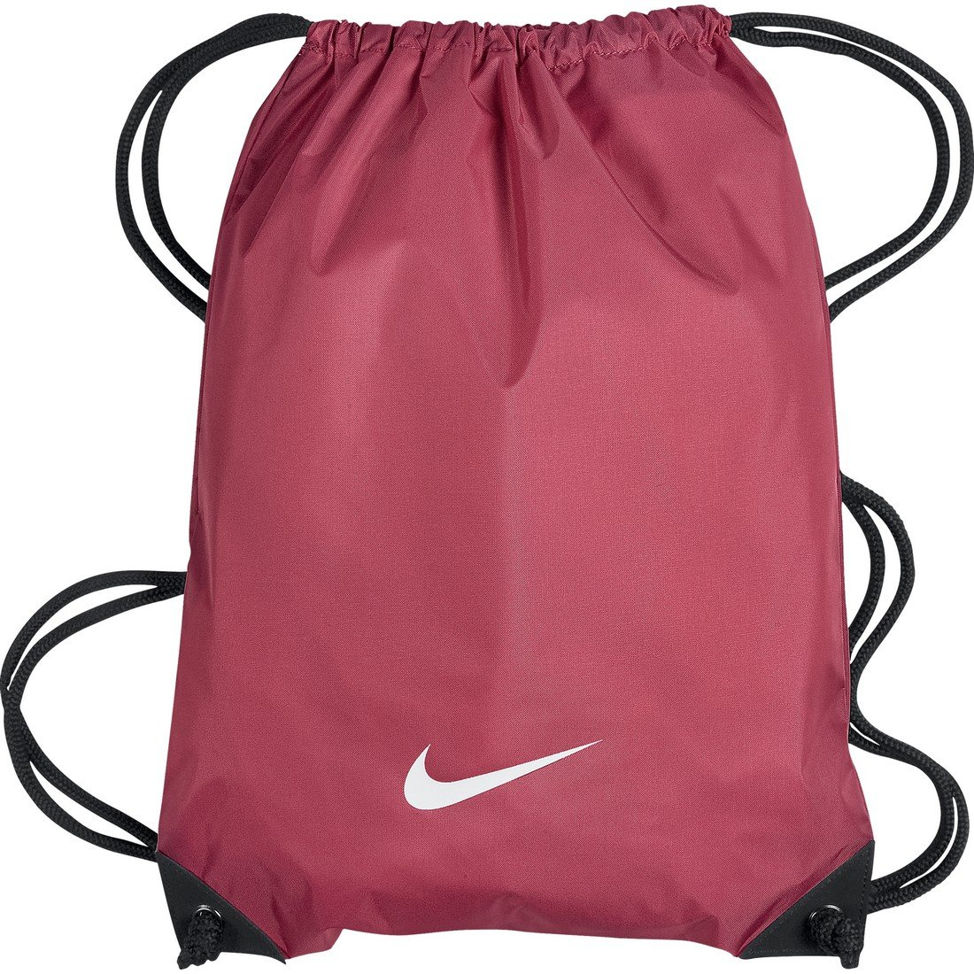 b3a36655764 Nike Heritage Drawstring Sackpack Gym Bag, Blue Lagoon Pink Pow