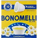 Bonomelli - Camomilla - 5 confezioni da 10 capsule [50 capsule]