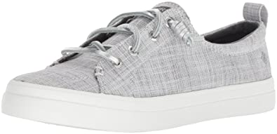 0386a4537e39e SPERRY Women's Crest Vibe Metallic Novelty Sneaker