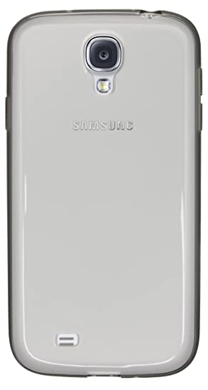 Case It CSS4TPUBK - Carcasa para móvil Samsung Galaxy S4, negro