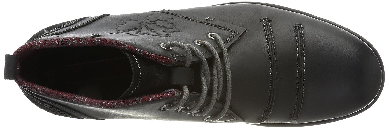 Bugatti 323397302600 Herren 323397302600 Bugatti Desert Boots Schwarz (Schwarz) d9d737