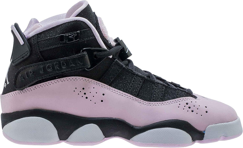 Jordan 6 Rings Black/Pink Foam