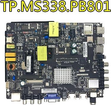 Calvas - Placa base de red para Android Smart TV 3 en 1 de LEHUA TP.MS338.PB801: Amazon.es: Bricolaje y herramientas