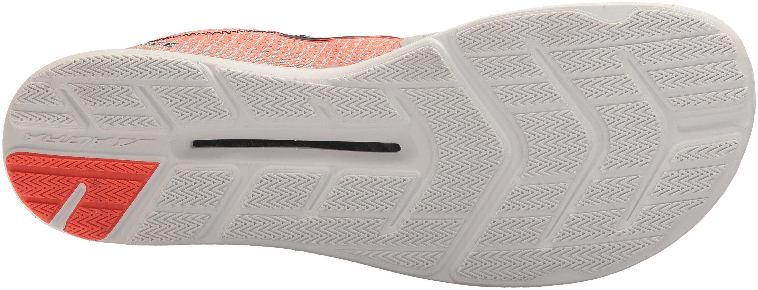 Altra Men's Solstice Sneaker, Orange, 7 Regular US by Altra (Image #3)