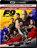 F9: The Fast Saga – Director's Cut [4K UHD + Blu-ray + Digital]