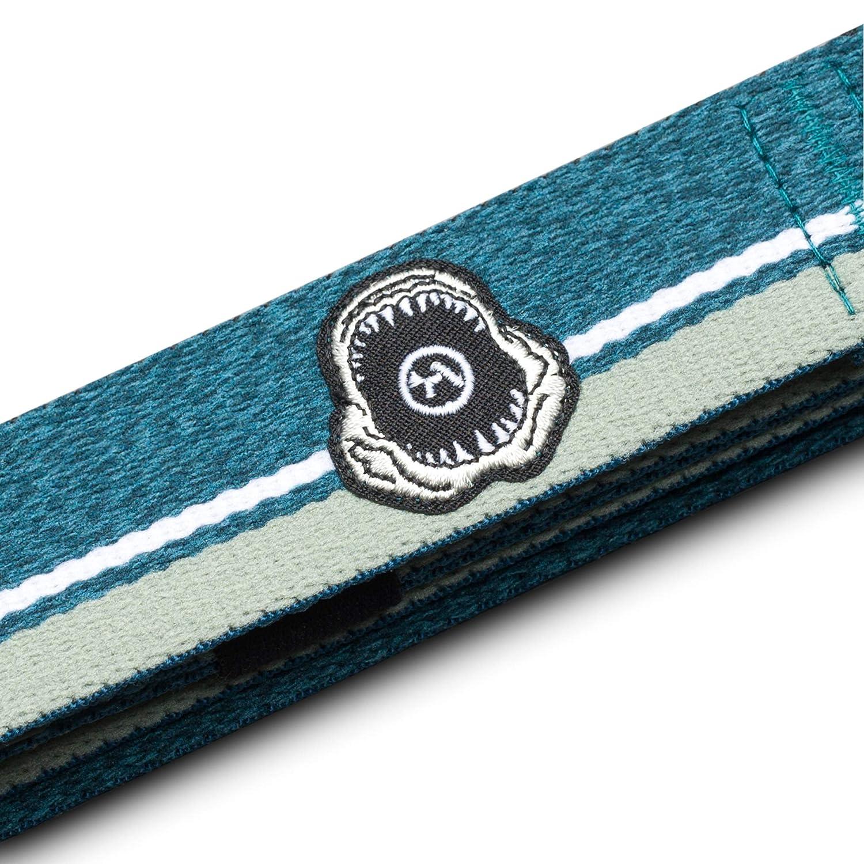 Arcade Chomper Youth Belt Adjustable NonMetal Buckle Pronto Youth Black//Grey Y12302