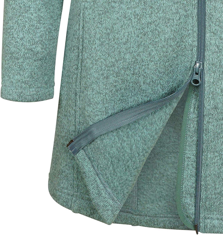 Elkline Bestcondition Damen Strickfleece-Mantel
