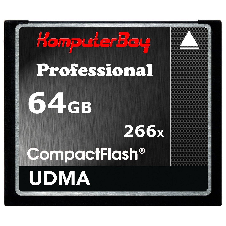Komputerbay 256 Go Professional CARTE COMPACT FLASH CF 1200X WRITE 140 Mo s Extreme Speed UDMA 7 RAW 256 Go s en lecture 180 Mo