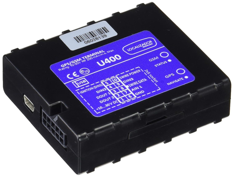 Sherlog LOC-400 - Localizador para vehículos, Color Negro: Amazon.es: Electrónica