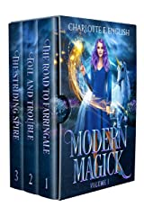 Modern Magick, Volume 1: Books 1-3 (Modern Magick Collected) Kindle Edition
