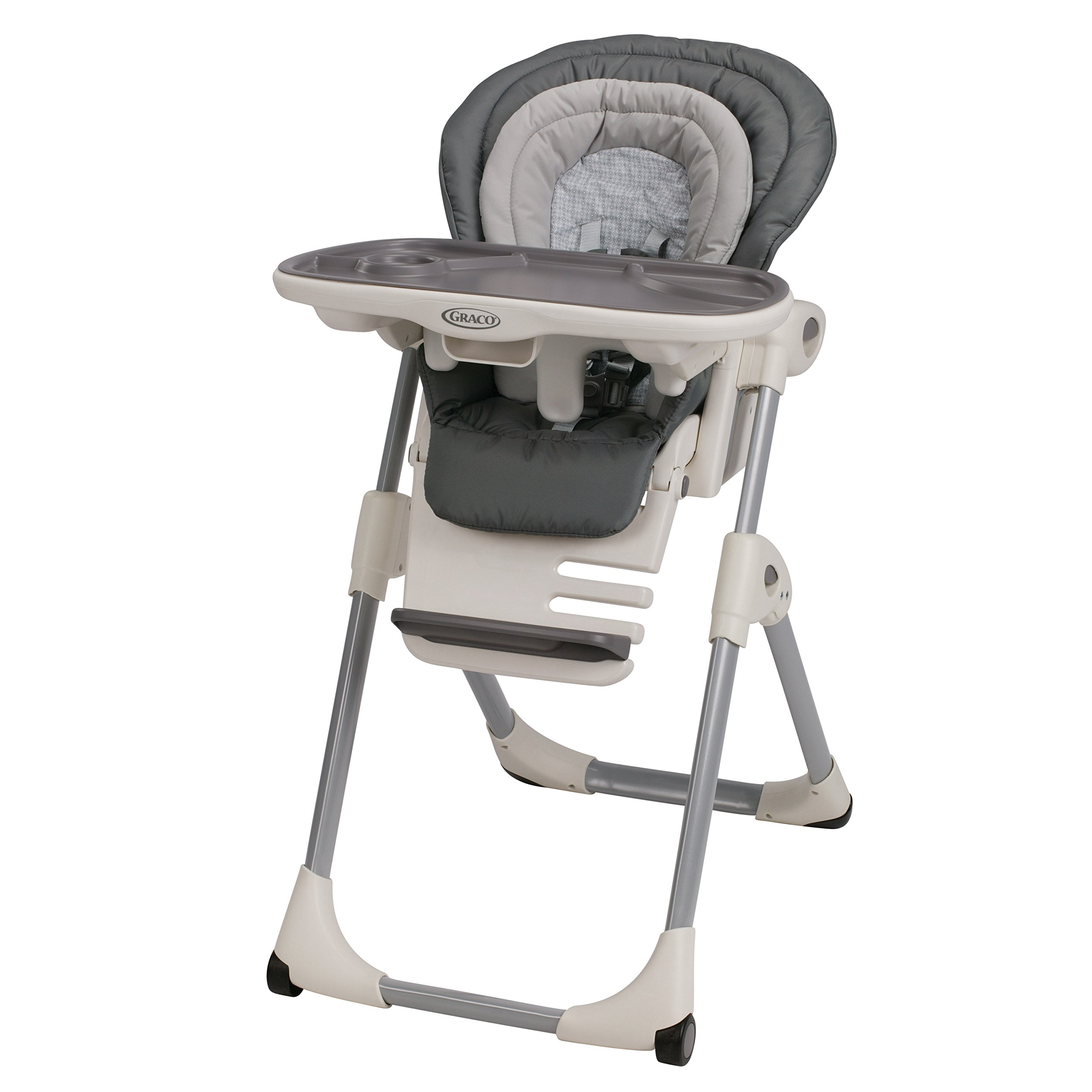 Graco Souffle High Chair, Glacier