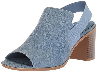 595e51aadeb Easy Street Women s Jetson Heeled Sandal