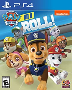 Paw Patrol On A Roll - PlayStation 4