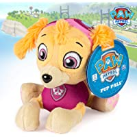 Paw Patrol Basic Plush Skye Soft Toys for Kids, Age 3 Years and Above