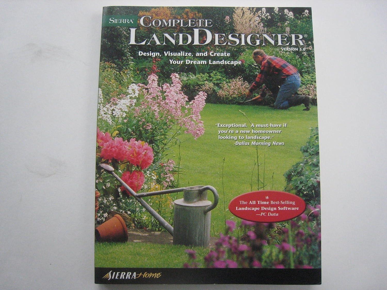 Amazon.com: Sierra Complete LandDesigner: Design and plan your dream ...