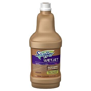 Amazon Swiffer Wetjet Wood Floor Cleaner Solution Refill Multi