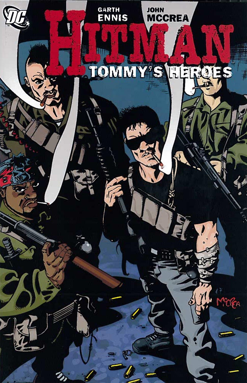 Read Online Hitman Vol. 5: Tommy's Heroes PDF