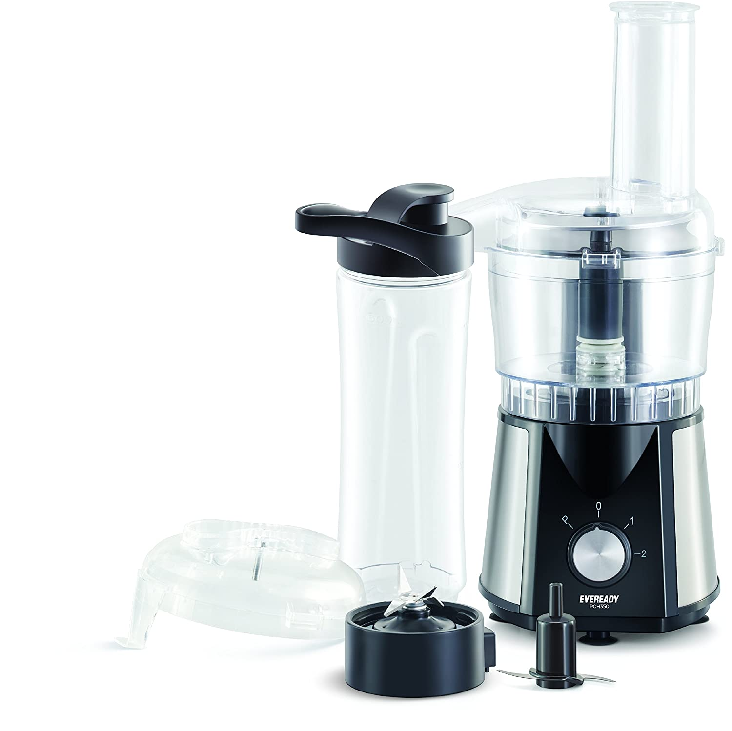 Eveready PCH350 350-Watt Sports Blender with Chopper and